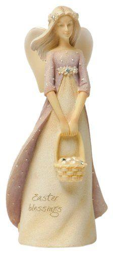 Enesco Foundations Easter Mini Angel Figurine, 4.25-Inch Enesco http://www.amazon.com/dp/B00AQ04ANC/ref=cm_sw_r_pi_dp_SitLub1RZN6WD