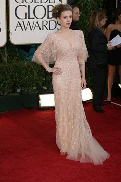 Celebs sparkle at the 2011 Golden Globes