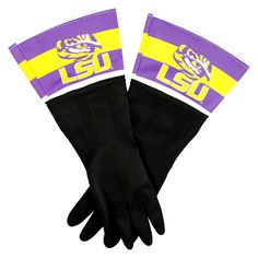 LSU Tigers NCAA Dish Gloves