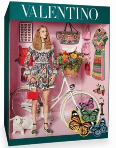 Panopolies Barbie Box Valentino