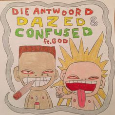 """Die Antwoord Announce Suck on This Mixtape, Share """"Dazed and Confused"""": Listen 