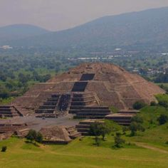 My entire family has climbed to the top of the Pyramid of the Sun, the tallest!   Teotihuacan, Mexico; long before the Aztecs there was Teotihuacan.