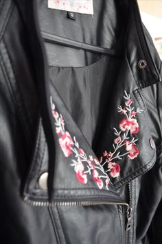 This is my jacket inspired by Jungkook. I will be wearing this as a part of my video. (photo taken by Alex Man)