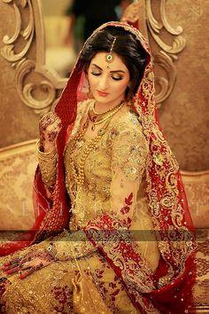 Best Bridal Barat Dresses Designs Collection 2016-2017   StylesGap.com