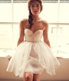 short wedding dress#Repin By:Pinterest++ for iPad#