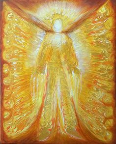 angelic forces | Angelic Paintings