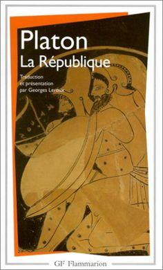 La République: Platon Art est une tromperie