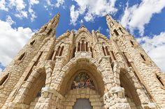 Santuario de Santa María Magdalena, Novelda by Señor L - senorl.blogspot.com.es, via Flickr
