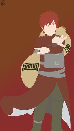 Gaara of the Desert (Naruto) phone wallpaper by Heinyboi on DeviantArt