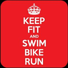 Yup I'm going to do it! I am adding a Triathlon now! 4 races this summer now and I can't wait!