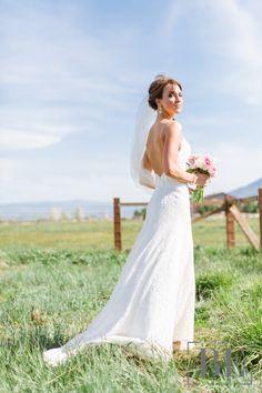 Bridal Portrait in natural light