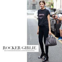 rocker girlie