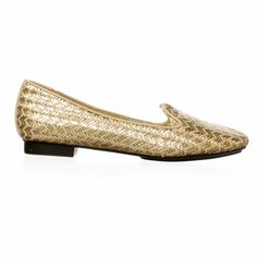 Isaac Mizrahi New York Kailyn2 Loafer Flat - Gold $79