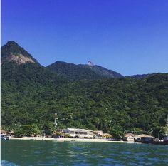 Vila do Abraão, Ilha Grande, Rio de Janeiro - Brazil