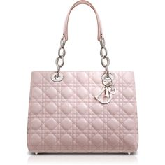 DIOR SOFT Clover leather 'Dior Soft' shopping bag