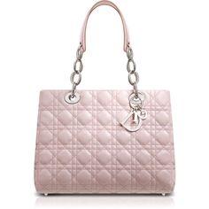 DIOR SOFT Clover leather 'Dior Soft' shopping bag