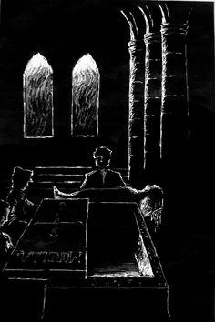 Edgar Allan Poe Funny | Morella - Edgar Allan Poe by mgkellermeyer