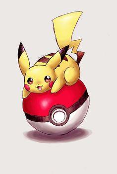 Pika... Pika... Pikachu...