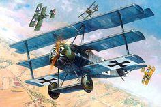 stiles aircraft art - Google Search