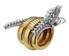 """"""" I introduced Liz to beer, she introduced me to Bulgari"""" used to say Richard Burton about Liz Taylor. Here's one of her Bulgari jewels"""