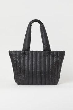 H&m Bags, Quilted Tote Bags, Tote Handbags, Small Shoulder Bag, Shopper Tote, Everyday Bag, Women's Handbags