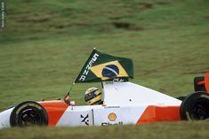 Ayrton Senna: veja fotos históricas 22 anos após a morte do piloto