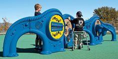 Sensory Play Center