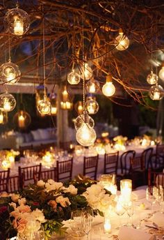 Lighting for Reception