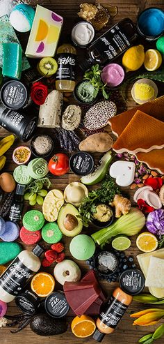 LUSH Australia | Bath Bombs, Skin and Body Care, Hair Care and more Products are clearly labelled on website and instore if they are vegan