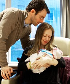 'We are in love': Chelsea Clinton posted this picture of her holding Charlotte with new father Marc Mezvinsky standing behind her. Born Sept 2014 Chelsea is the daughter of former President Bill Clinton and his wife Hlllary. First Mothers Day, First Daughter, First Time Moms, Bill And Hillary Clinton, Hillary Rodham Clinton, Celebrity Baby Names, Celebrity Babies, Celebrity Style, Celebrity Photos