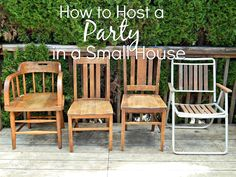 Who's hosting a Labor Day weekend party this year? :)  How to Host a Party in a Small House http://www.melissakaylene.com/2016/06/party-small-house.html?utm_campaign=coschedule&utm_source=pinterest&utm_medium=Melissa&utm_content=How%20to%20Host%20a%20Party%20in%20a%20Small%20House