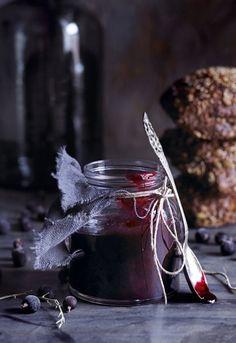 Black Currant Jam Recipe