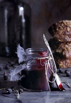 Black Currant Jam Recipe