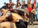 Warga Kalimantan di Jakarta Suarakan Penderitaan Korban Kabut Asap