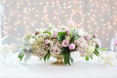Glamorous Pastel Wedding | SouthBound Bride | http://www.southboundbride.com/shimmering-pastels-wedding-at-waterkloof-by-linda-fourie-sieglinda-kobus | Credit: Linda Fourie