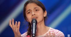 This 13-year-old opera singer has an earth-shattering voice that�ll blow you away