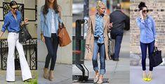 Le total look jeans est à la mode, mais comment on fait pour le porter sans se croire dans un western ? Réponse avec ces petites astuces !