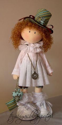 Resultado de imagen para muñecas de millyta