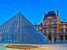 Louvre museum..