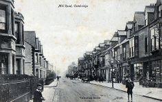 Mill Road, Cambridge C1900 | Flickr -