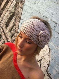 crochet headband , have one : )