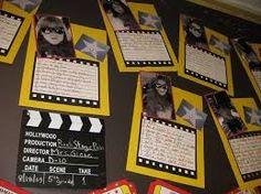 Resultado de imagen de movies classroom display