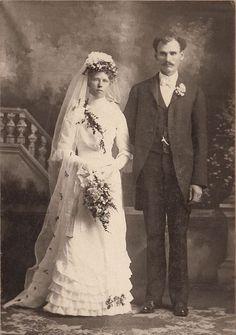 1880′s newlyweds