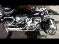 Suzuki VL250 Intruder LC 2013 Quick review / Walk around - YouTube