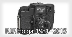 After being designed in 1981, the Holga medium format toy camera developed a cult following among photographers who valued its affordability and unique lo-