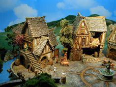 Kobblestone Miniatures wargame buildings, wminiature buildings ...