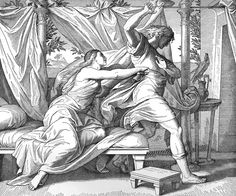 Bilder der Bibel - Josephs Keuschheit