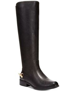 Nautica Women's Regatta Tall Stretch Back Boots