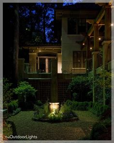 The outdoor lights designed the lighting for the summerour event aerial the outdoor lights atlantas premier outdoor lighting specialist residential and commercial workwithnaturefo