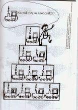 Albumarchívum - Feladatlapok a figyelem fejlesztéséhez Diagram, Album, Card Book